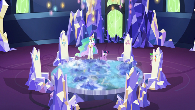File:Twilight Sparkle looks over the Cutie Map S7E1.png
