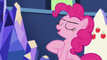 """Pinkie Pie """"it's an honor to be the official"""" S7E11.png"""