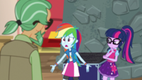 """Rainbow Dash """"they weren't there!"""" EGS2"""