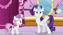 Rarity dreaming big and bold S6E14
