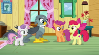 "Apple Bloom ""your destiny is a whole lot like ours"" S6E19"