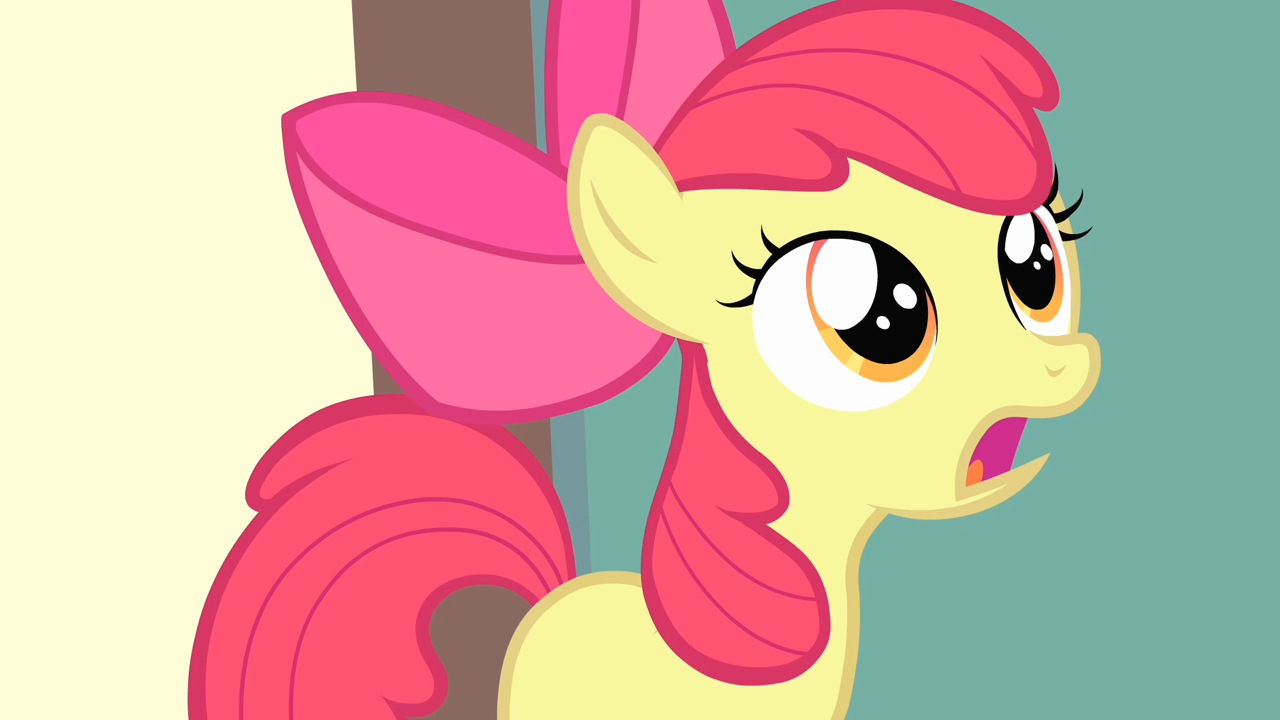 imagem apple bloom explains to rainbow dash my little pony a amizade m gica wiki. Black Bedroom Furniture Sets. Home Design Ideas