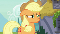 Applejack realizing what she's done S7E9.png