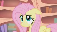 Fluttershy Glance S01E09