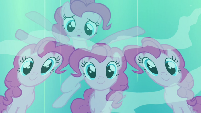 File:Pinkie Pie clones chanting S3E03.png