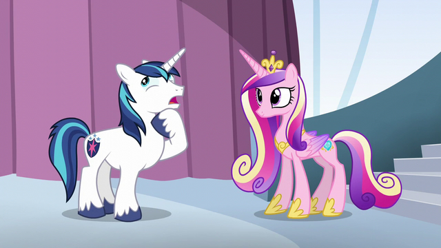 "File:Shining Armor ""all we need is"" S6E1.png"