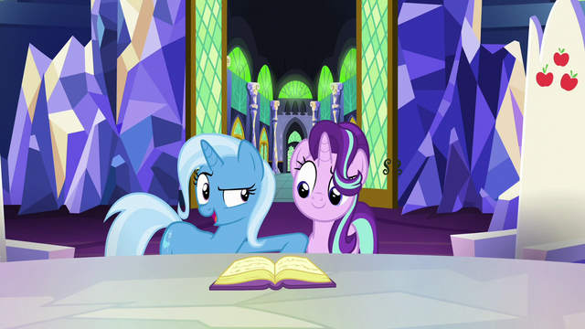 File:Trixie nudges Starlight with her elbow S7E2.png