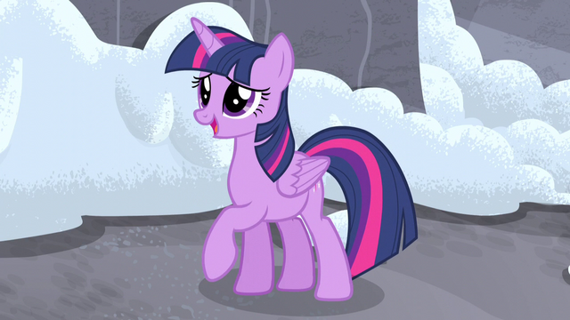 """File:Twilight """"you'll stay in the village?"""" S5E2.png"""