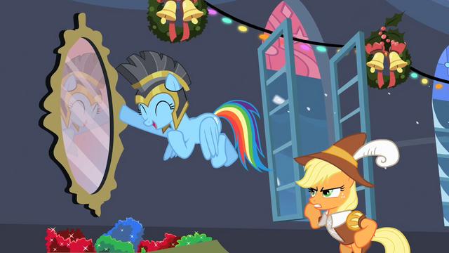 File:'Rainbow Dash! Rainbow Dash!' S2E11.png