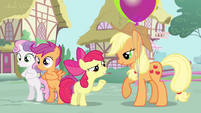 Apple Bloom heartache S3E4