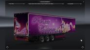 FANMADE ETS2 Pete 389 Custom - Princess Cadance Skin 13