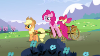 Pinkie Pie 'Hey Applejack' S3E3