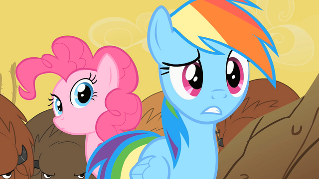 File:Rainbow Dash and Pinkie Pie confused S01E21.png