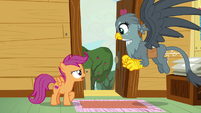 "Scootaloo ""we're gonna do everything we can"" S6E19"