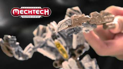 TRANSFORMERS Dark of the Moon Toys Mechtech Commercial (30)