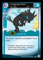 Changeling Drone, Fear Eater card MLP CCG.png