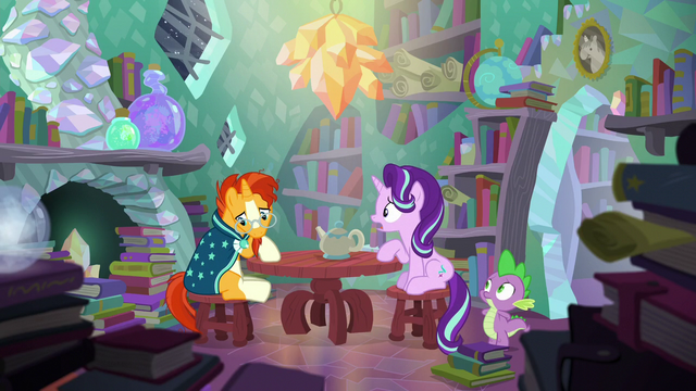 """File:Starlight """"I'm just surprised"""" S6E2.png"""