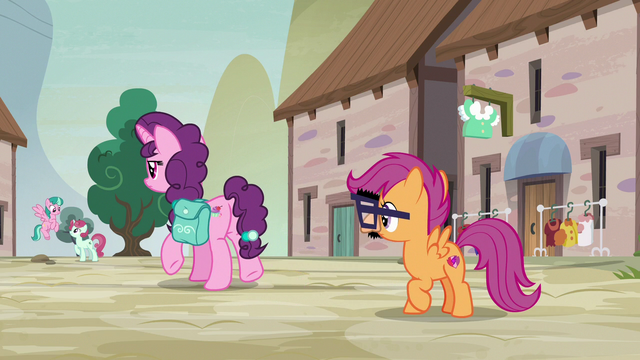 File:Sugar Belle walking away from Shimmering Spectacles S7E8.png