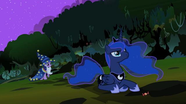 File:Princess Luna hides her sadness S2E4.png