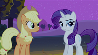 "Rarity ""Look so bad"" S2E05"