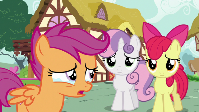 """File:Scootaloo teary-eyed """"cutie mark failures"""" S6E19.png"""