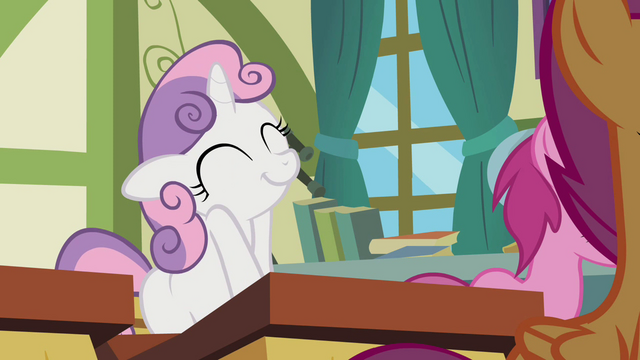 File:Sweetie Belle pleased with herself S2E23.png
