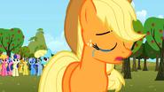 Applejack tears S02E15