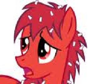 File:FANMADE Flake pony.png