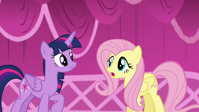 """File:Fluttershy """"We would've invited you to come along too"""" S5E22.png"""