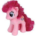 Pinkie Pie Tinsel Ty Beanie Baby