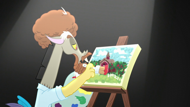 File:Discord imitating Bob Ross as he paints a picture S5E22.png
