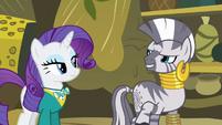 Zecora 'Remember when you pony folk' S4E14