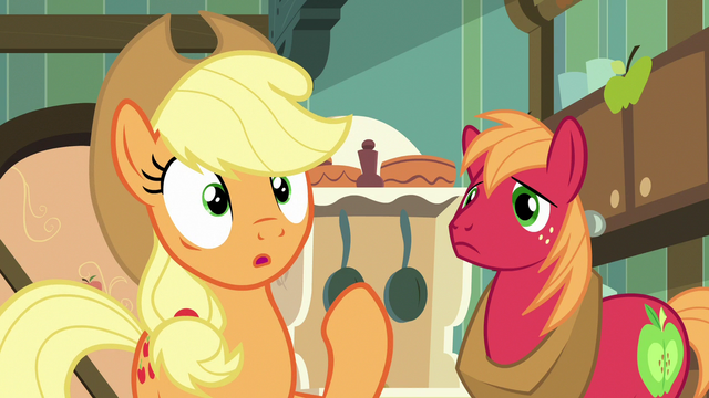 File:Applejack coming up with an idea S7E13.png
