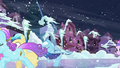 Crystal ponies running to get evacuated S6E2.png