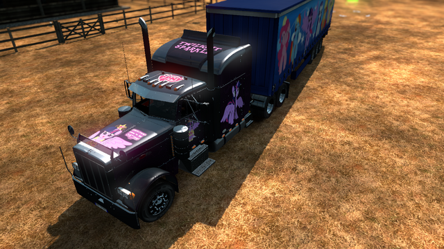 File:FANMADE ETS2 Peterbilt 379 EXHD Twilight Skin 4.png