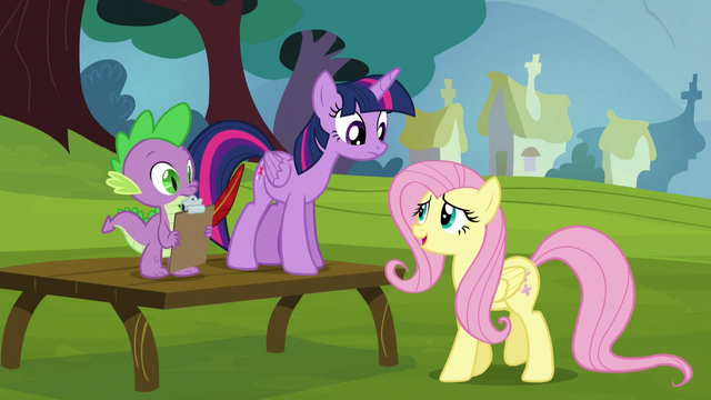 "File:Fluttershy ""I guess you had to be there"" S5E22.png"