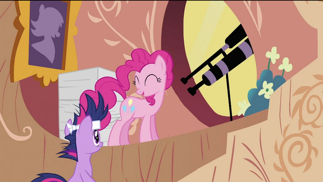 File:Pinkie Pie in front of telescope S2E20.png