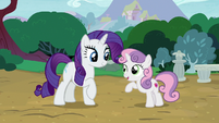 "Sweetie Belle ""I do have one idea"" S7E6"