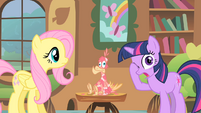 Twilight finds Philomena S01E22