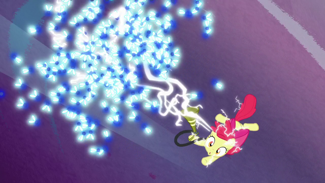 File:Twittermites zap Apple Bloom a fifth time S5E4.png