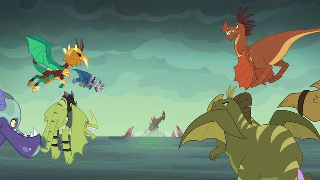 File:Dragons fly toward Flame-cano Island S6E5.png