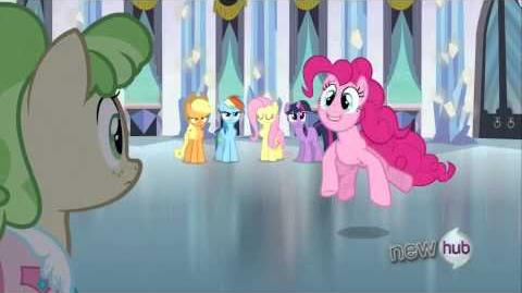 Pinkie Pie - Boingy boingy boingy!