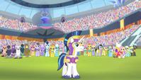 All Equestria Games participants front S04E24