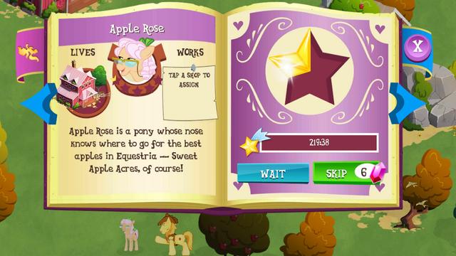 File:Apple Rose album MLP mobile game.png