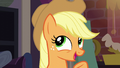 "Applejack ""could be the reason the map called me here"" S5E16.png"