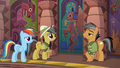Daring Do approaches the Alicorn door S6E13.png