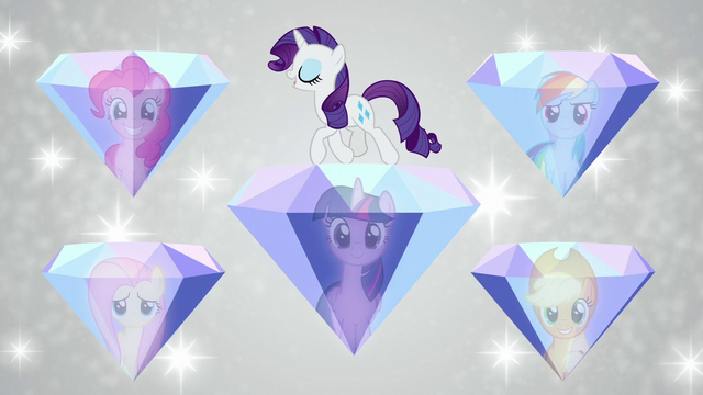 File:Rarity surrounded by friendship diamonds S7E2.png