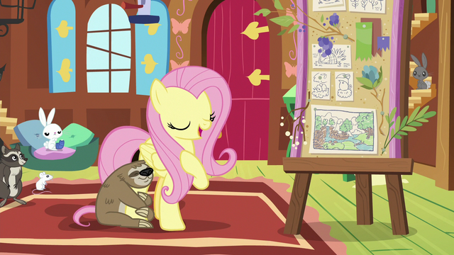 "File:Fluttershy ""do it my way this time"" S7E5.png"