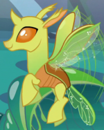 Unnamed Changeling 5 ID S6E26