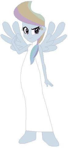 File:FANMADE Rainbow Dash Human Crystal.jpg